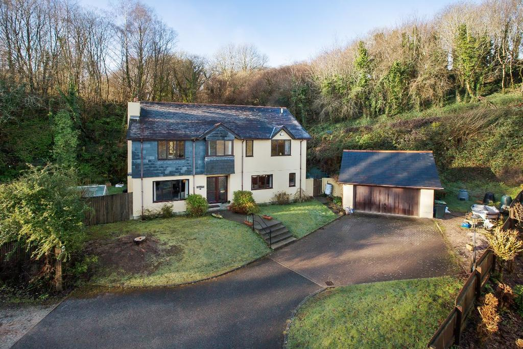 5 Bedrooms Detached House for sale in Buckfast