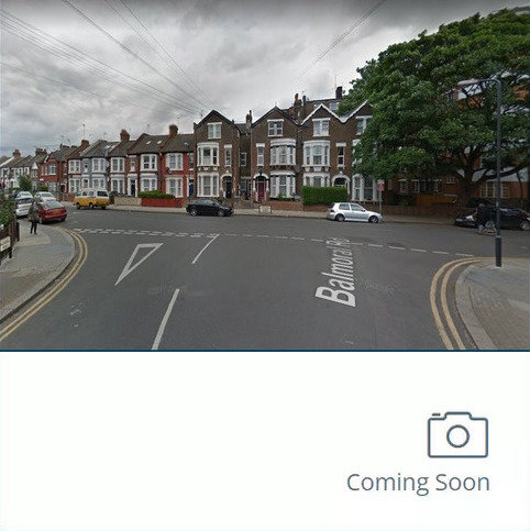 Studio to rent - Balmoral Road NW2