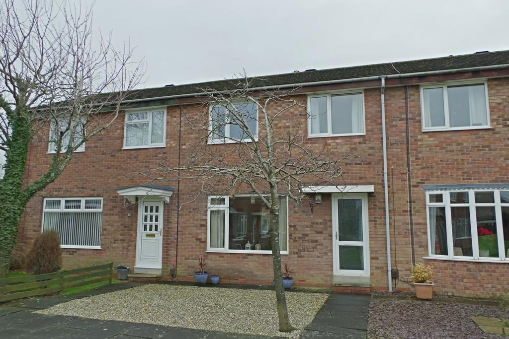 3 Bedrooms Terraced House for sale in Chesterholm, Sandsfield Park, Carlisle