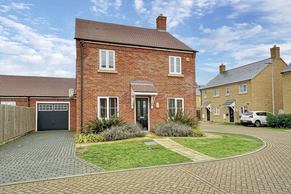 4 Bedrooms Detached House for sale in Jubilee Close, Blunham