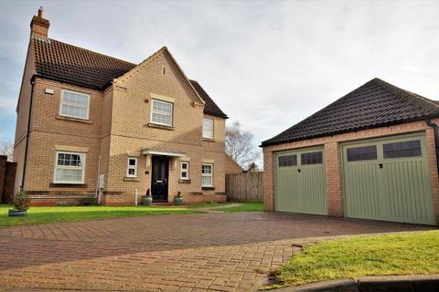 4 bedroom detached house for sale - Woods End, Dunholme