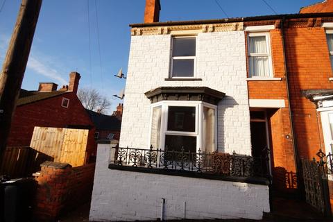 2 bedroom end of terrace house for sale - Laceby Street, Lincoln