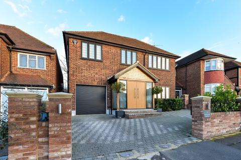 4 bedroom detached house for sale - Brancepeth Gardens, Buckhurst Hill
