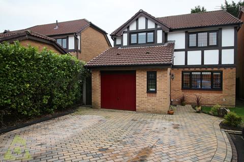 4 bedroom detached house for sale - Hallgate, Westhoughton, BL5