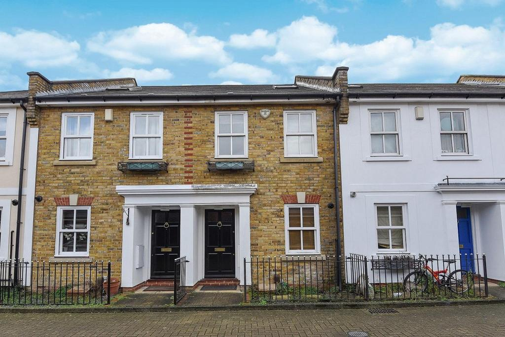 4 Bedrooms Terraced House for sale in Hamilton Mews, Southfields