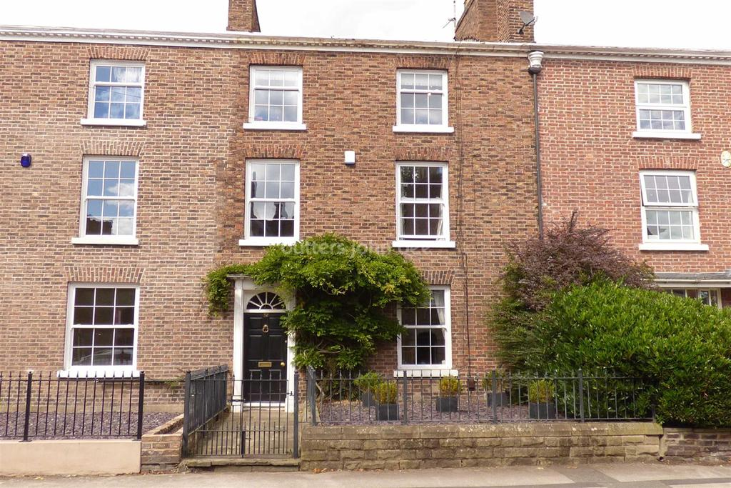 4 Bedrooms Terraced House for sale in Chester Road