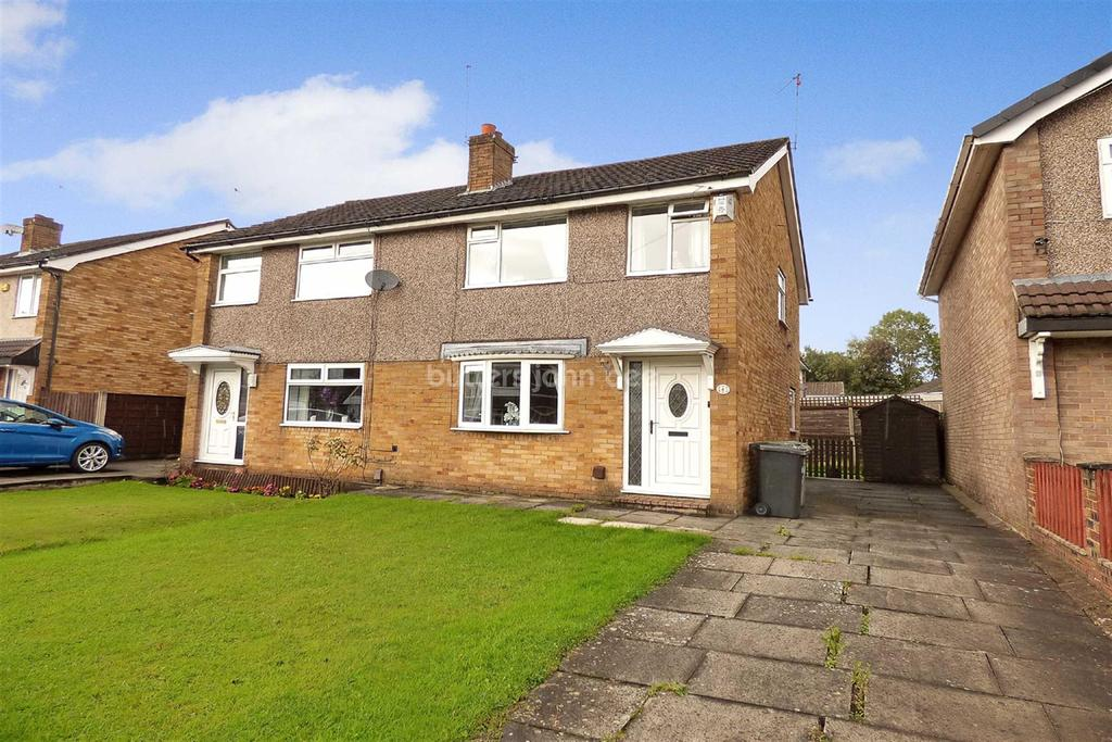 3 Bedrooms Semi Detached House for sale in Harewood Way