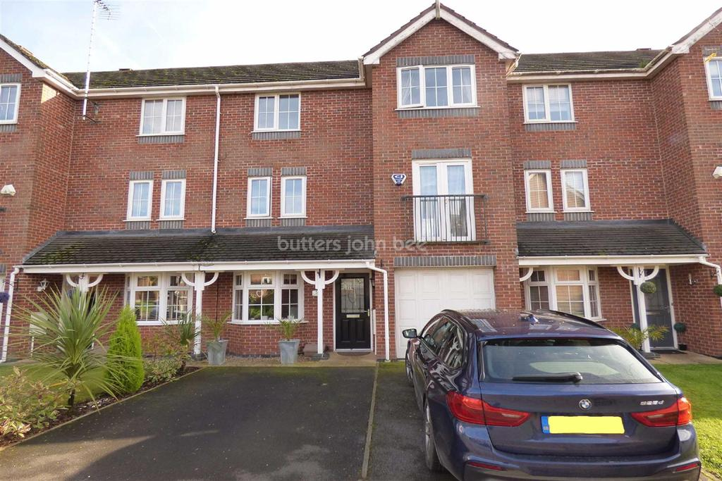 3 Bedrooms Terraced House for sale in Sheldon Drive