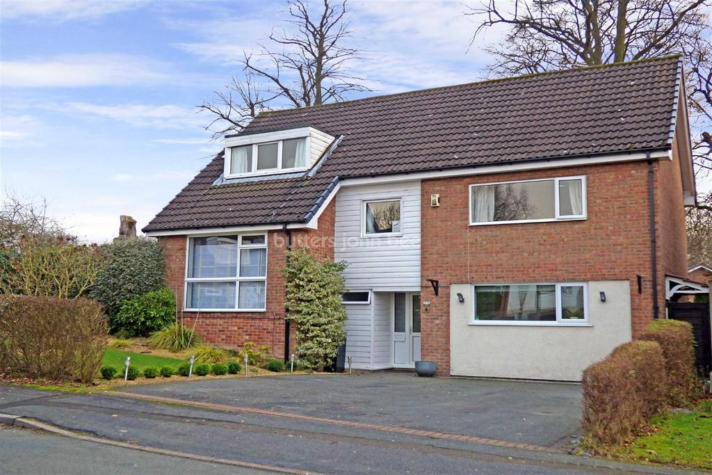 4 Bedrooms Detached House for sale in Arbour Crescent