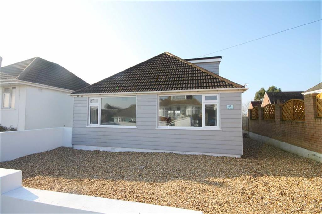 3 Bedrooms Detached Bungalow for sale in Fortescue Road, Poole