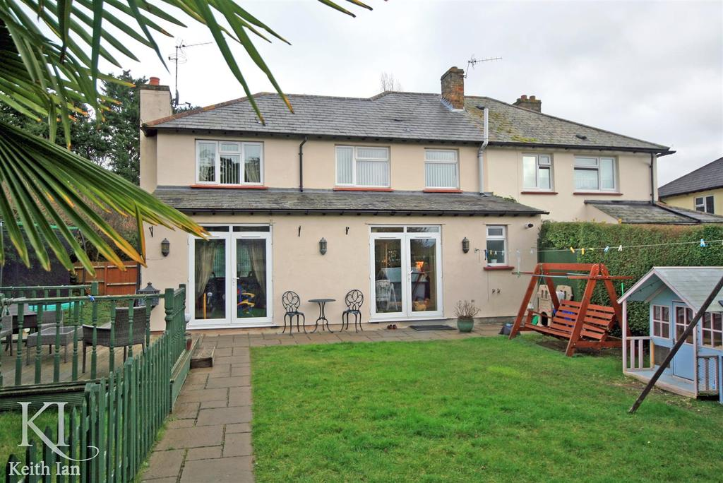 3 Bedrooms Semi Detached House for sale in Pepper Hill, Great Amwell - Presdales Catchment