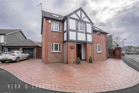 5 bedroom detached house for sale - Ffordd-Y-Barcer, St Fagans, Cardiff