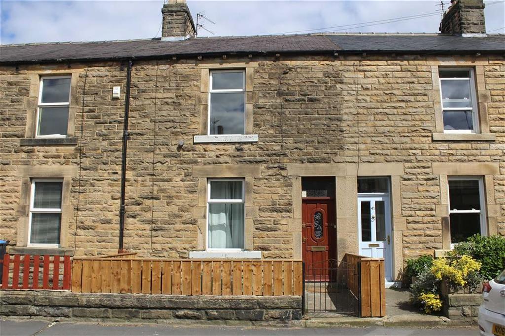 2 Bedrooms Terraced House for rent in Queen Street, Barnard Castle, County Durham