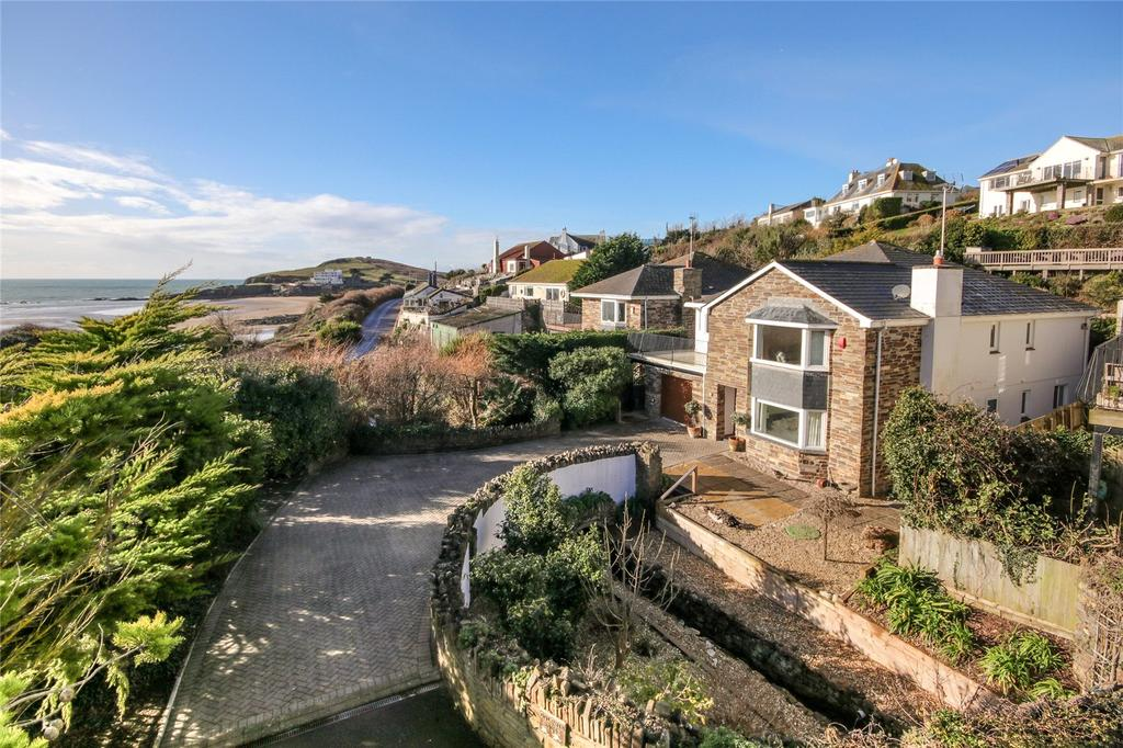 5 Bedrooms Detached House for sale in Folly Hill, Bigbury on Sea, Kingsbridge, TQ7