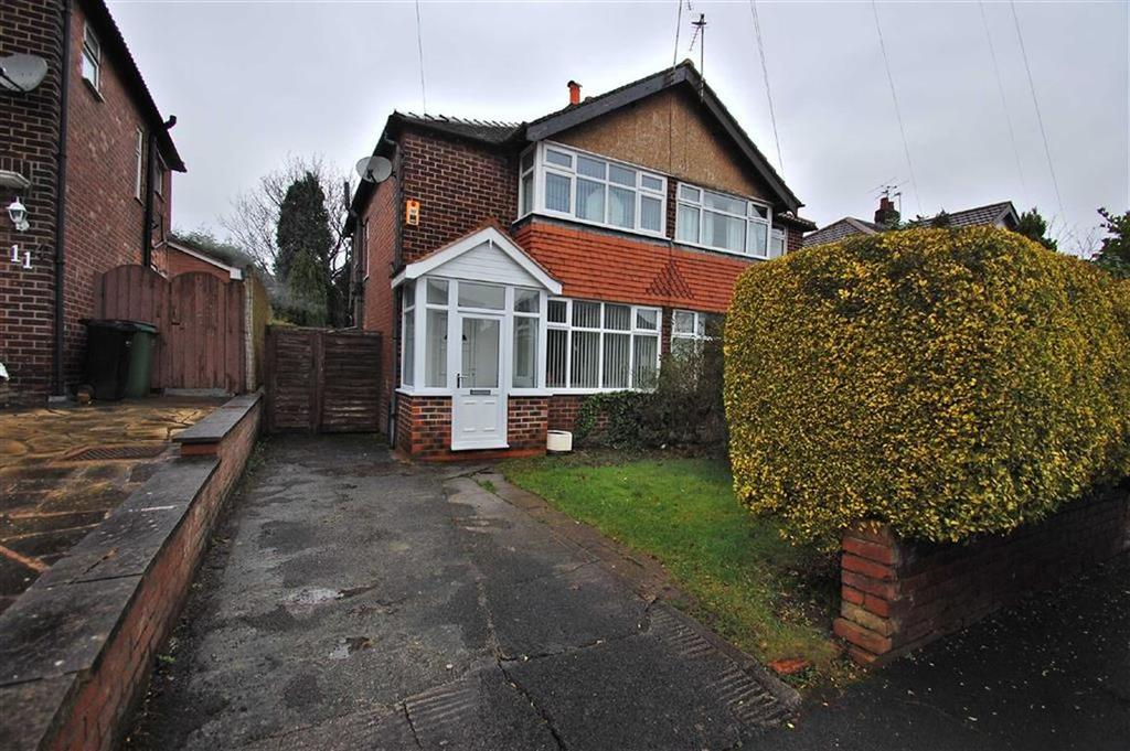 2 Bedrooms Semi Detached House for sale in Linda Drive, Hazel Grove, Stockport