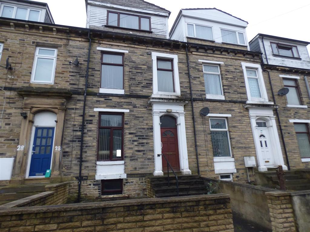 4 Bedrooms Terraced House for sale in Northfield Place, Manningham, Bradford, BD8 8AE