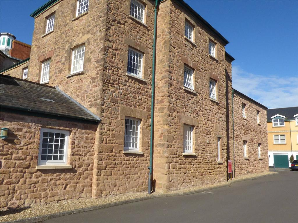 2 Bedrooms Apartment Flat for sale in Sir Gilbert Scott Court, Long Street, Williton, Taunton, TA4