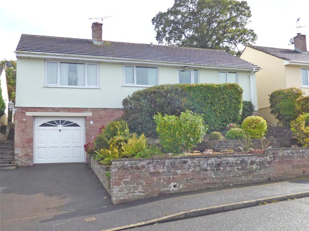 3 Bedrooms Bungalow for sale in Bridge Close, Williton, Taunton, Somerset, TA4