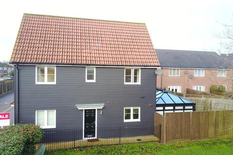 3 bedroom house for sale - Blenheim Way, CM16