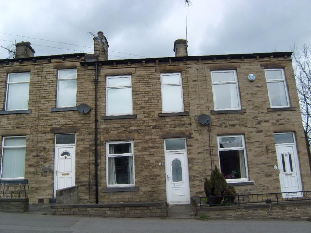 2 Bedrooms Terraced House for sale in Huddersfield Road, LIVERSEDGE, West Yorkshire