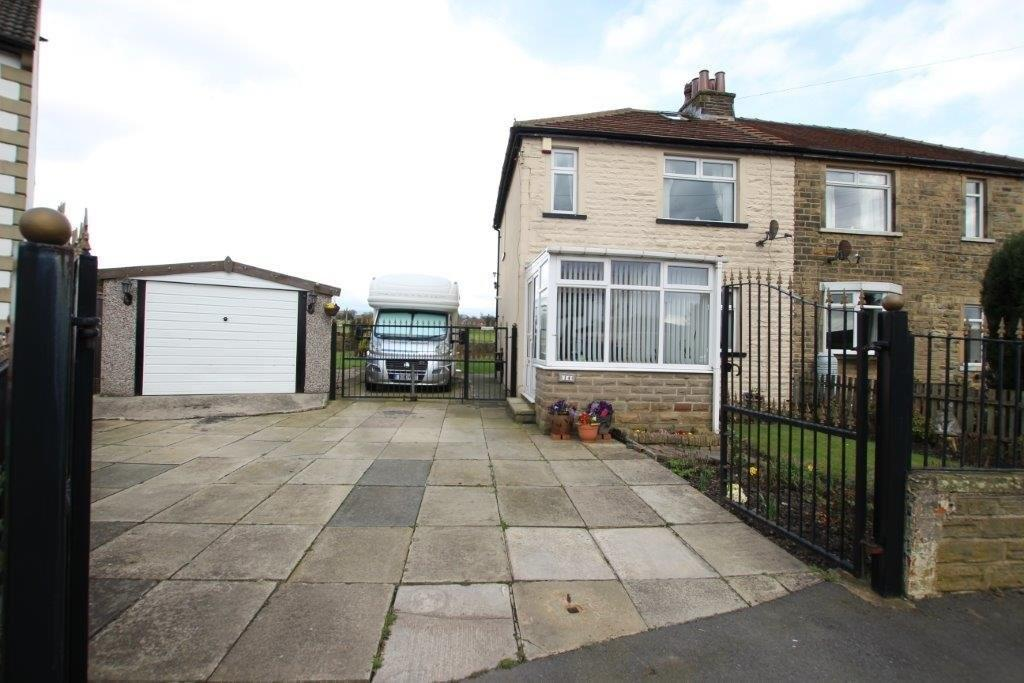 3 Bedrooms Semi Detached House for sale in Ladyroyd Drive, EAST BIERLEY, West Yorkshire