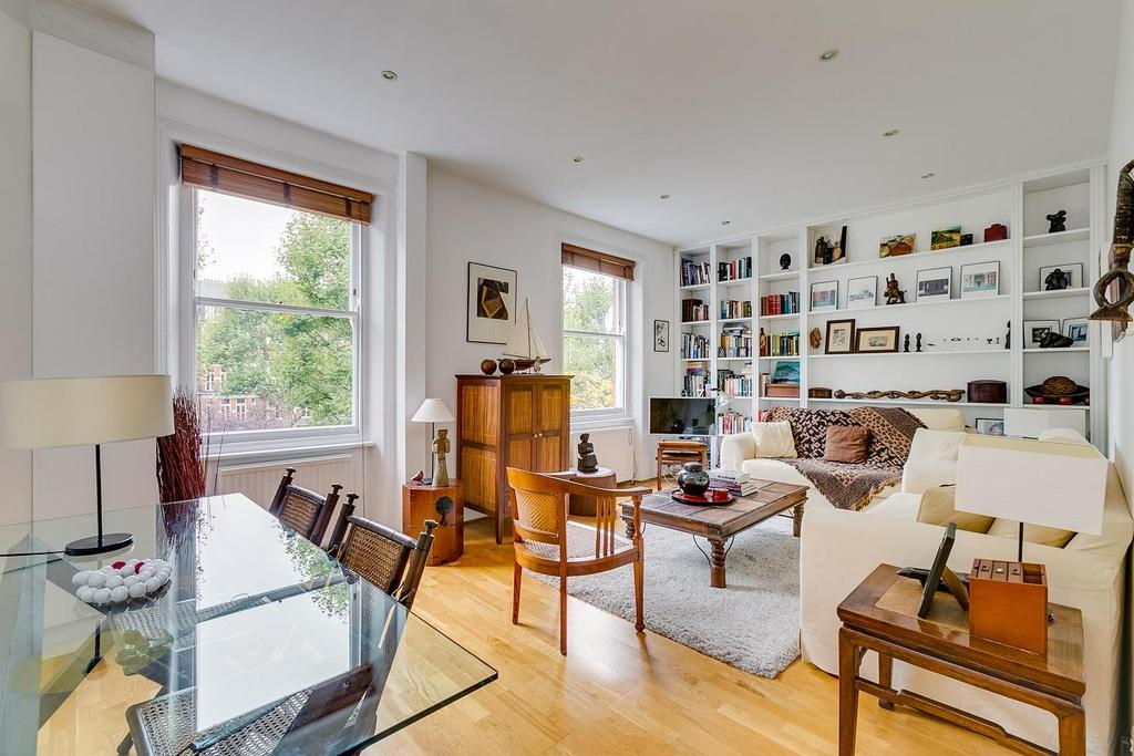 2 Bedrooms Flat for sale in Barkston Gardens, London