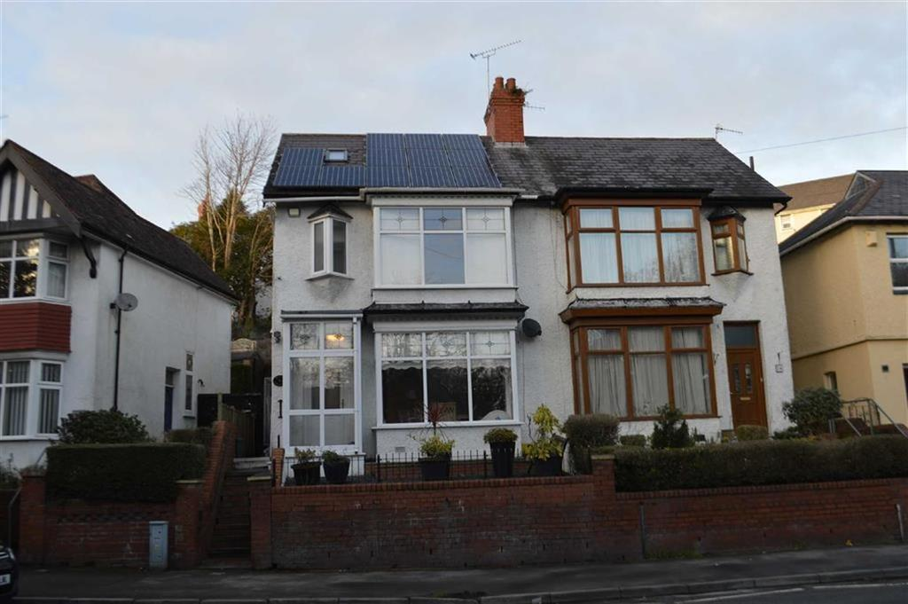 3 Bedrooms Semi Detached House for sale in Gower Road, Swansea, SA2