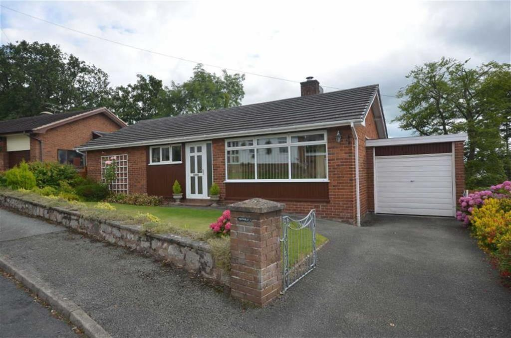 3 Bedrooms Detached Bungalow for sale in Bryn Coch, Rhuthun