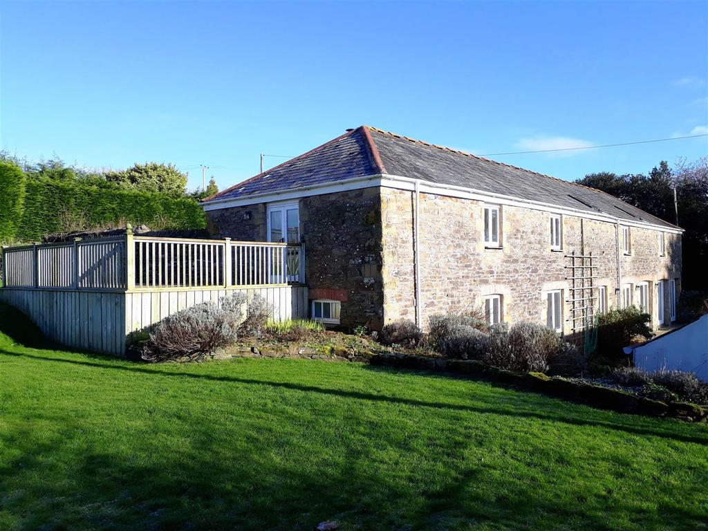 4 Bedrooms Barn Conversion Character Property for sale in BETWEEN TREGONY AND GRAMPOUND