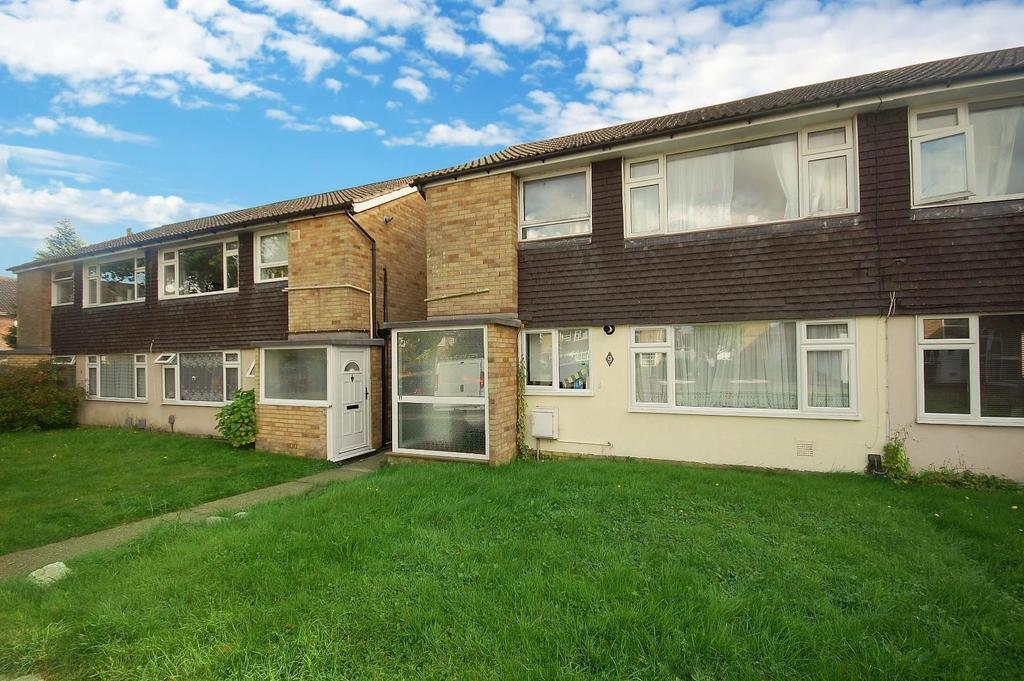 2 Bedrooms Maisonette Flat for sale in Green Oaks, Luton