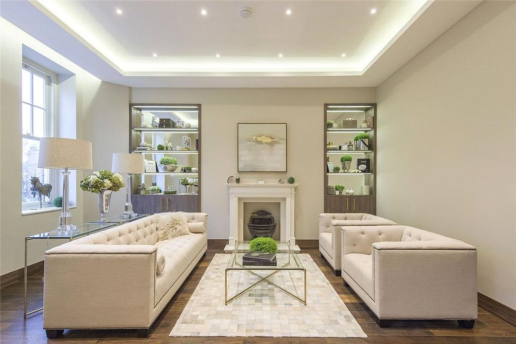3 Bedrooms Flat for sale in North Gate, Prince Albert Road, London, NW8