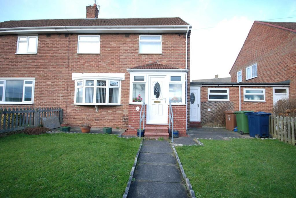 3 Bedrooms Semi Detached House for sale in Raleigh Square, Redhouse