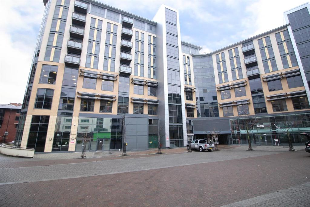 2 Bedrooms Apartment Flat for sale in City quadrant, Newcastle Upon Tyne