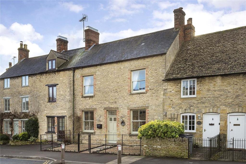 3 Bedrooms Terraced House for sale in Park Street, Stow on the Wold, Cheltenham, GL54