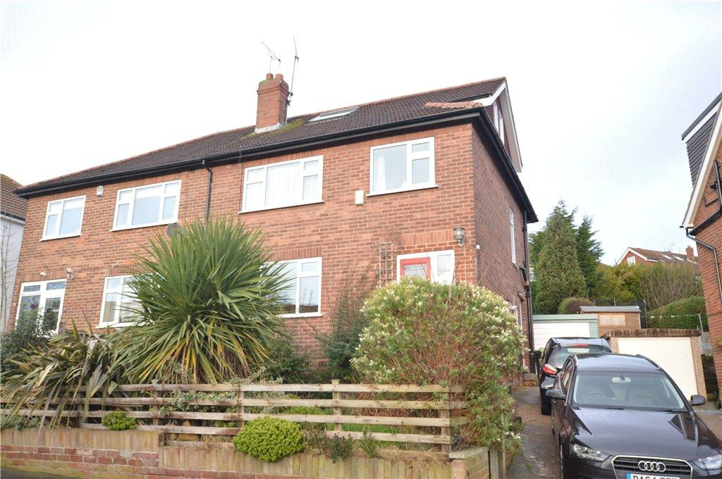 4 Bedrooms Semi Detached House for sale in Allerton Grange Vale, Leeds, West Yorkshire