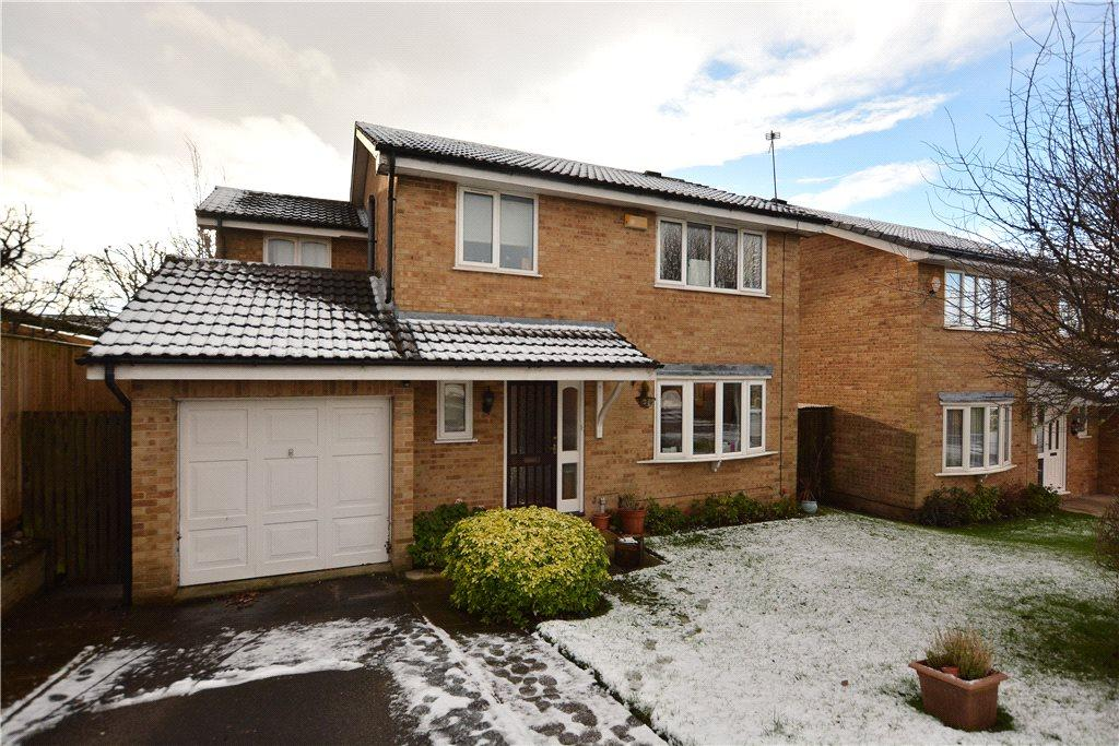 4 Bedrooms Detached House for sale in The Spinney, Knaresborough, North Yorkshire