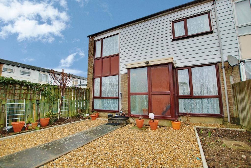 3 Bedrooms End Of Terrace House for sale in Bassett Green, Southampton