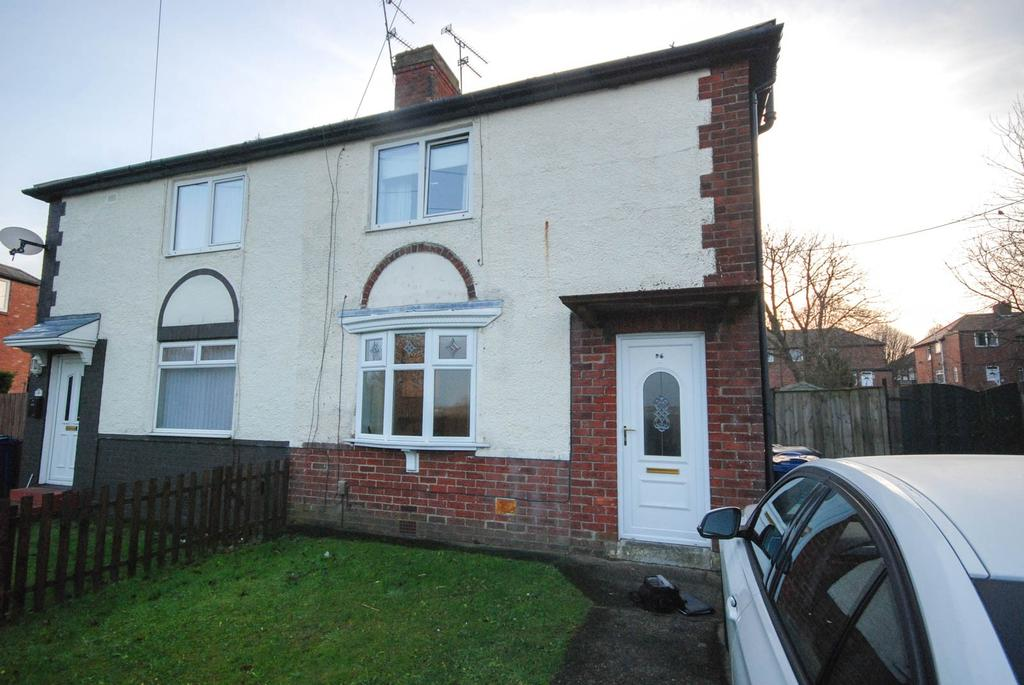 2 Bedrooms Semi Detached House for sale in Primrose Terrace, Jarrow