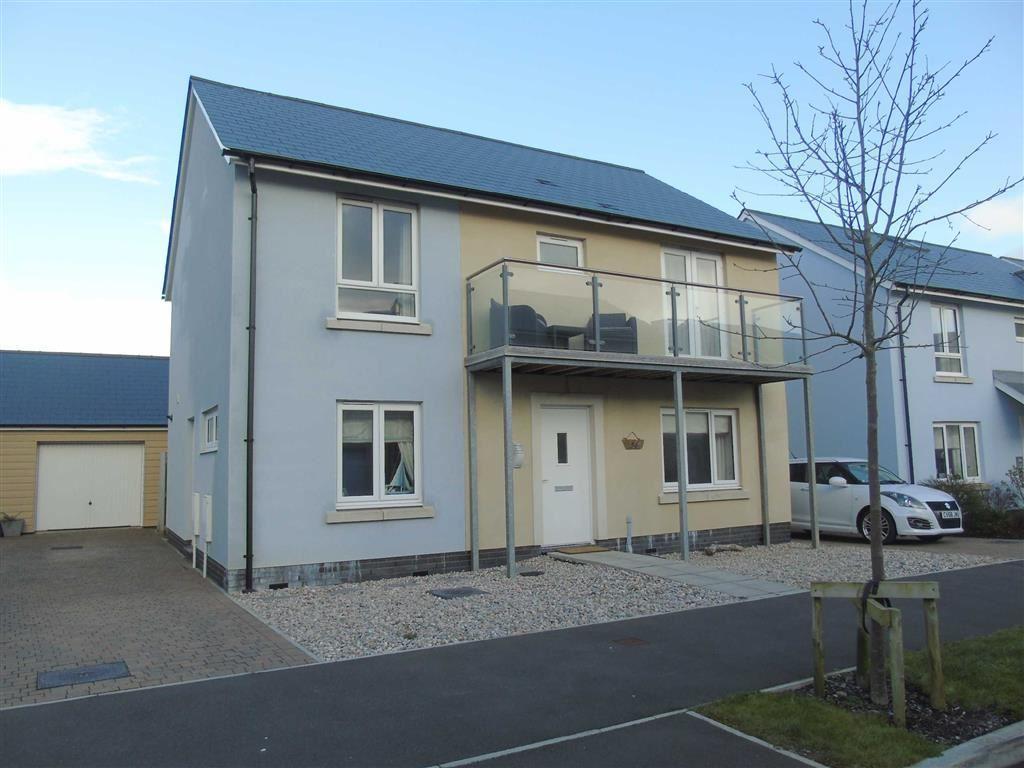 4 Bedrooms Detached House for sale in Bwlch Y Gwynt, Machynys, Llanelli