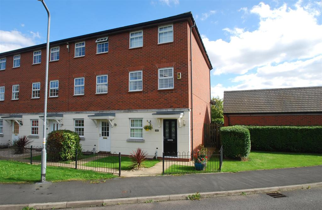 3 Bedrooms End Of Terrace House for sale in Rogerson Road, Fradley