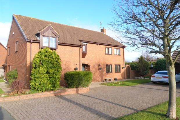 4 Bedrooms Detached House for sale in Wetherby Close, Queniborough, Leicester, LE7