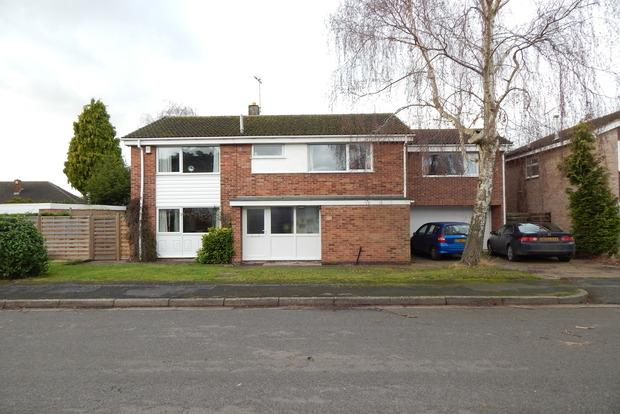 4 Bedrooms Detached House for sale in Eskdale Drive, Aspley, Nottingham, NG8