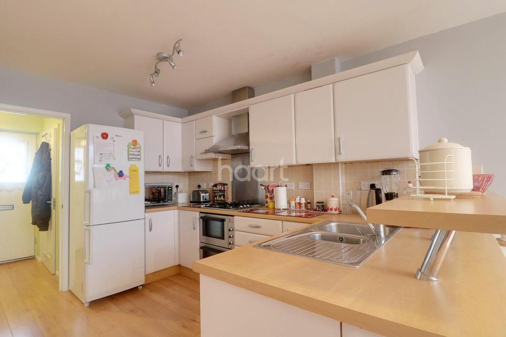 3 Bedrooms Terraced House for sale in Shorts Avenue, Shortstown