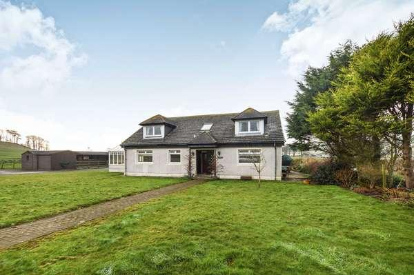 5 Bedrooms Farm House Character Property for sale in Croekwood Carlung Estate, West Kilbride, KA23 9QE