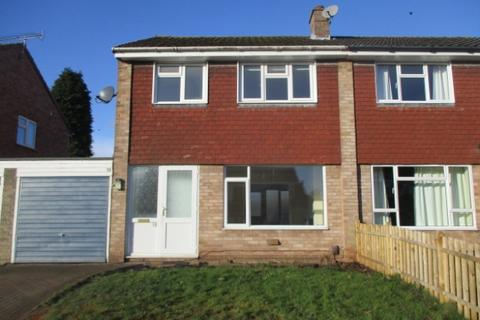 3 bedroom semi-detached house to rent - 10 Masons Place, Newport, Shropshire, TF10 7JT