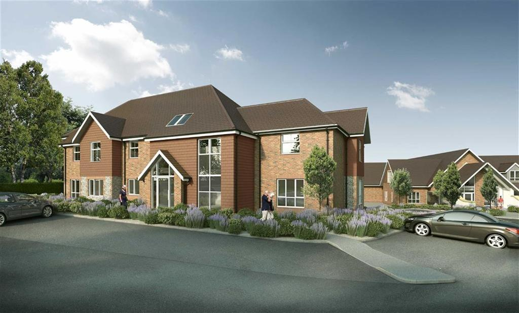 2 Bedrooms Retirement Property for sale in Farnham Road, Liss, Hampshire, GU33