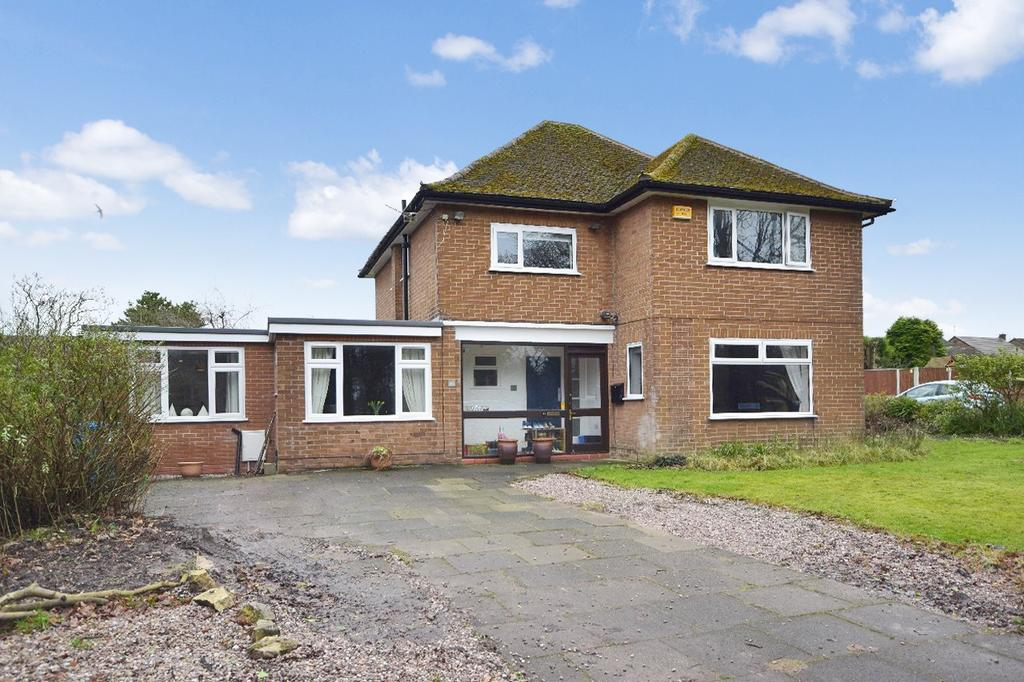 4 Bedrooms Detached House for sale in Old Wool Lane, Cheadle Hulme
