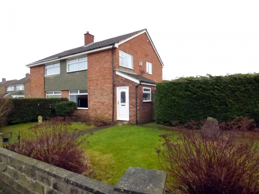 3 Bedrooms Semi Detached House for sale in Marykirk Road, Thornaby, TS17