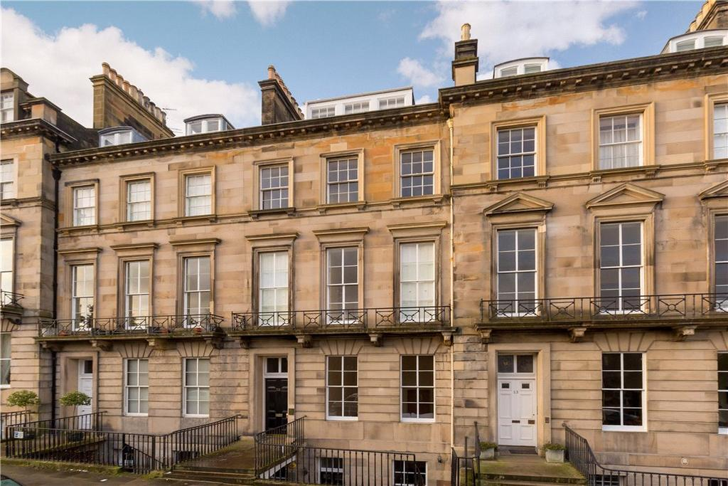 4 Bedrooms Flat for sale in Eton Terrace, Edinburgh, Midlothian, EH4