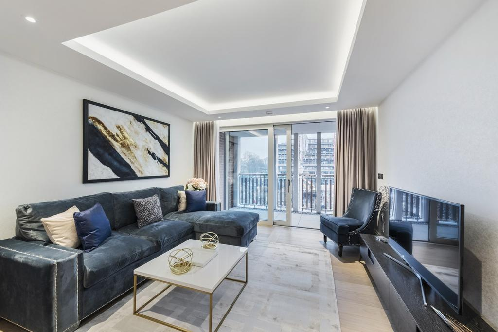 2 Bedrooms Flat for rent in Temple House, The Strand, Temple, London, WC2R